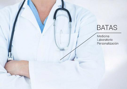 Bata Médica y Laboratorio