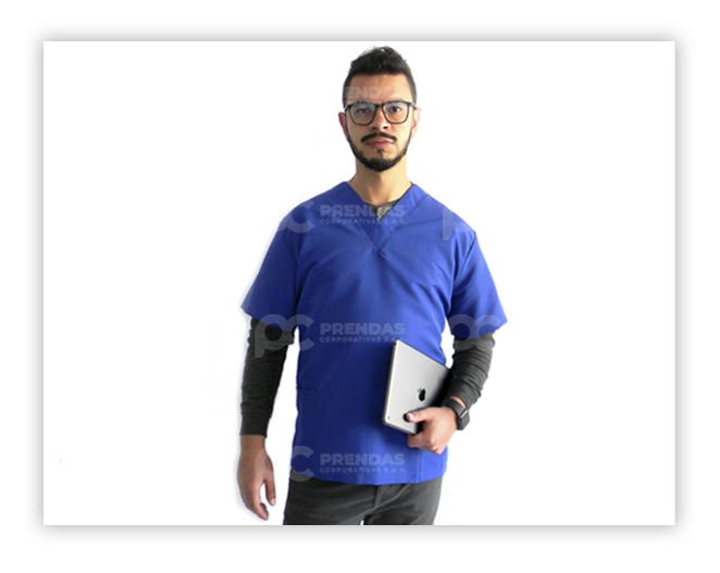 Uniforme en Antifluido Hombre