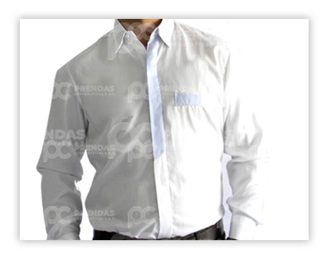 Camisa Ejecutiva Caballero