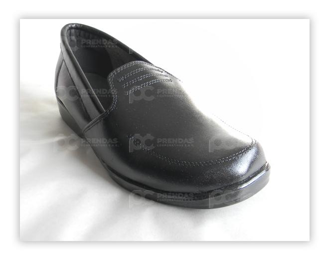 Zapato Mocasín en cuero Dama