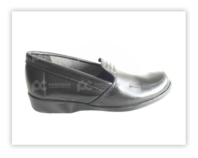 Zapato en Cuero Dama